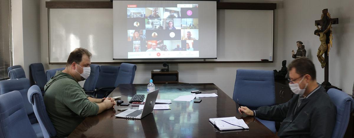 Mensagem do Papa é tema do encontro formativo da Frente de Comunicação