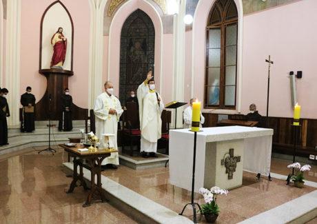Paróquia do Sagrado celebra 75 anos de sua instalação em Petrópolis