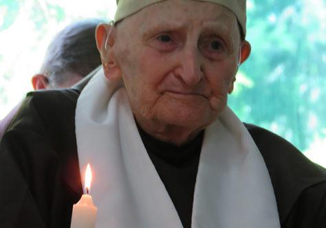 Aos 98 anos, falece Frei Ciríaco em Bragança Paulista