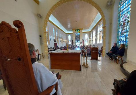"""Frei Germano: """"Em Antônio, testemunho e pregação andavam juntos"""""""