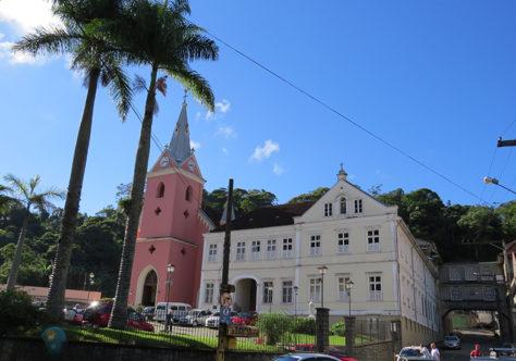 Nesta sexta, Paróquia e Convento do Sagrado lançam seu novo site
