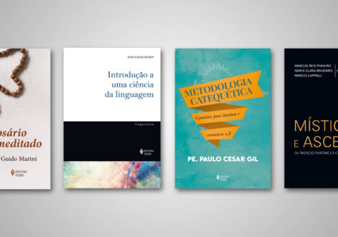 """""""Metodologia Catequética"""" entre os lançamentos da Vozes"""