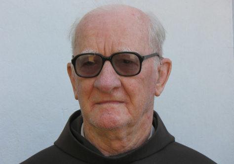 Falece Frei Abel, o frade centenário da Província