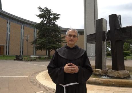 """Frei Fusarelli: a serviço da Igreja aprendendo com os """"pequenos"""""""