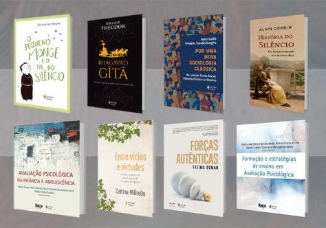 """""""O pequeno monge e o tal do silêncio"""" entre os lançamentos da Editora Vozes"""