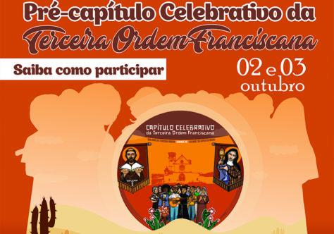Terceira Ordem Franciscana realiza Pré-capítulo Celebrativo nos dias 2 e 3 de outubro