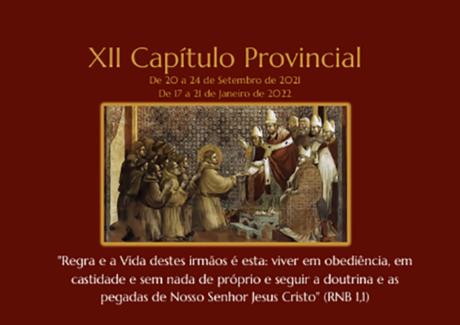 Frades Conventuais iniciam Capítulo Provincial nesta segunda