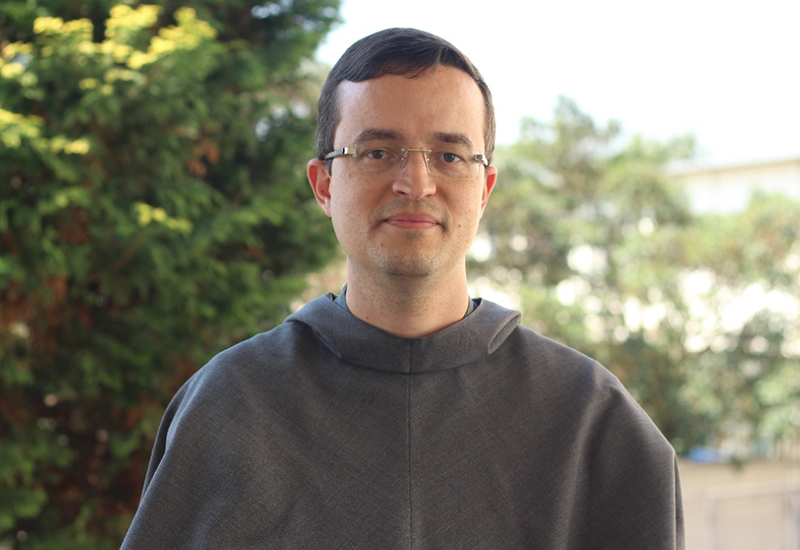 [Aos 40 anos, Frei José Hugo é eleito Ministro Provincial dos Conventuais]