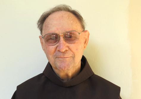 Aos 96 anos, falece Frei Eliseu Tambosi em Florianópolis