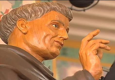 Festa de Frei Galvão no Santuário de Guaratinguetá começa amanhã