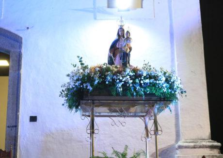 Vila Velha: No 2º dia do Tríduo, Maria consola os aflitos