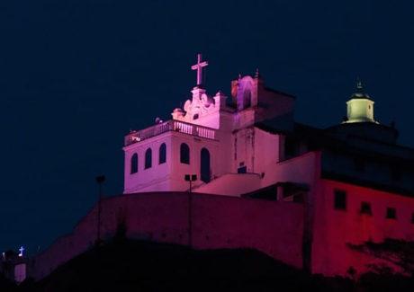 """""""Outubro Rosa"""" tem Missa de abertura no Convento da Penha"""