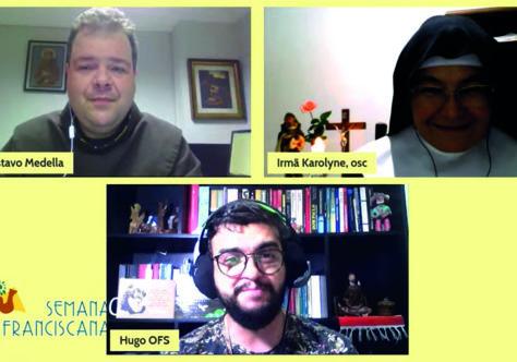 Semana Franciscana: O antídoto do cuidado contra a pandemia