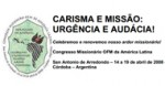 Documento final do Congresso Missionário da OFM para a América Latina