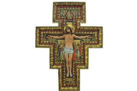 Itinerário para a contemplação do Crucifixo de São Damião