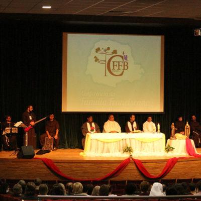 Encontro da Família Franciscana do Brasil – Paraná