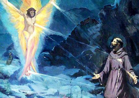 O perfeito amor de São Francisco ao Crucificado