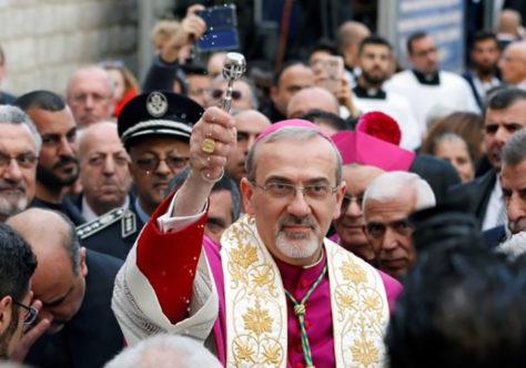 Dom Pierbattista Pizzaballa é nomeado Patriarca de Jerusalém