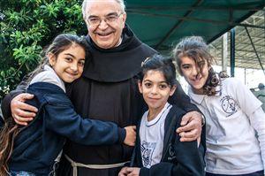 Haifa: escola das Carmelitas, agora franciscana