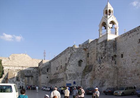 Segundo itinerário: Basílica da Natividade