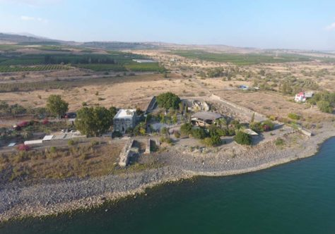 Sexto Itinerário: Mar da Galileia