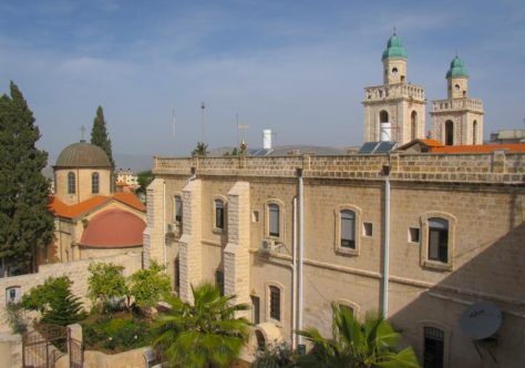 Quinto Itinerário: Nazaré - Caná da Galileia