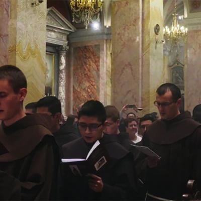 "Part 03 – Os Franciscanos na Terra Santa. Há 800 anos ""testemunhas do Ressuscitado"""