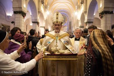 As celebrações do Natal em Belém