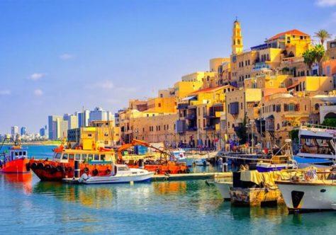 3º Itinerário: Tel Aviv Massada Mar Morto