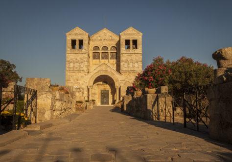 Quarto Itinerário: Jericó Monte Tabor