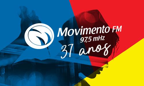 Rádio Movimento | 37 anos de história