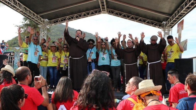 Você Repórter: 6ª edição das Missões Franciscanas da Juventude