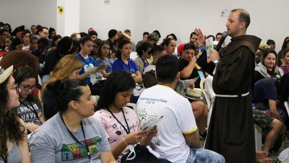 Missão Franciscana: oficinas integram participantes em evento no RJ