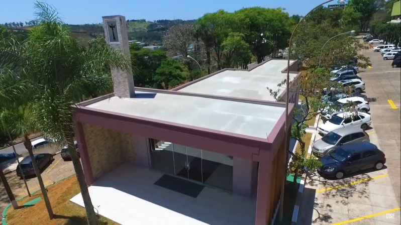 Universidade São Francisco | Inauguração da Capela em Bragança Paulista
