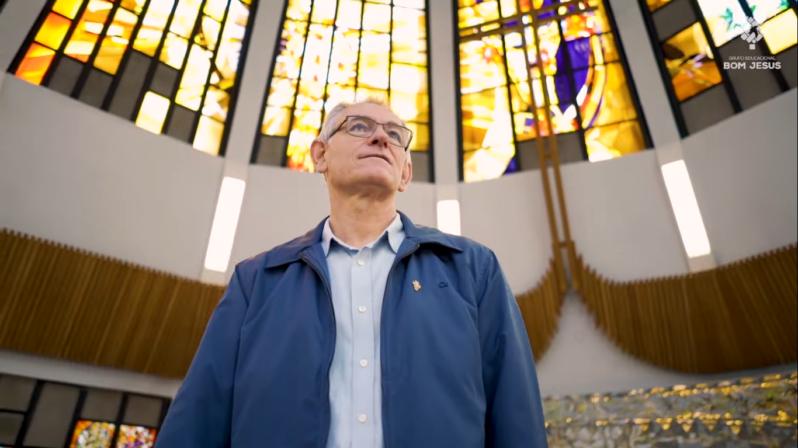 Mensagem do Frei João Mannes | Colégio Bom Jesus