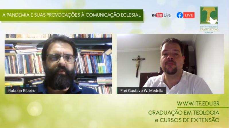 Live | A pandemia e suas provocações à comunidade eclesial