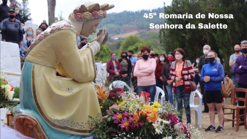 Paróquia São Luiz Gonzaga | Romaria de Nossa Senhora da Salette