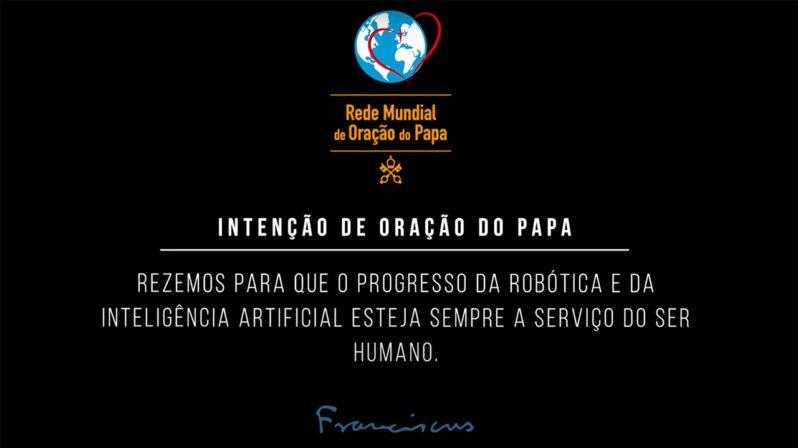"""Papa pede que avanços da inteligência artificial sejam """"humanos"""""""
