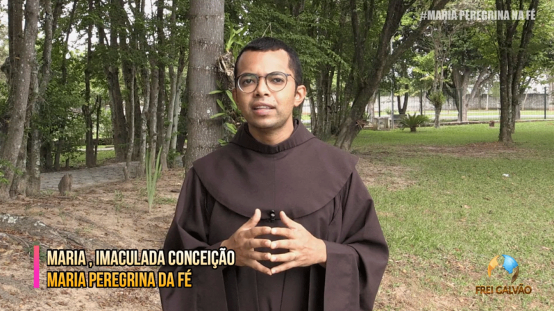 Maria peregrina na fé | #03 Maria, Imaculada Conceição