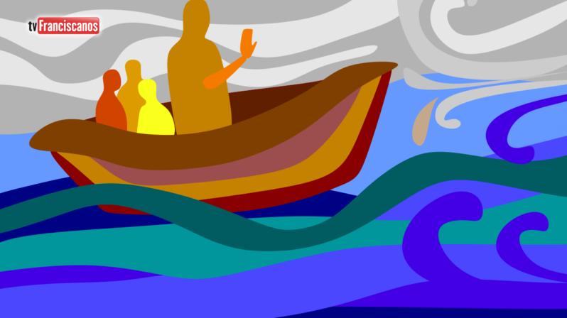 Caminhos do Evangelho | 12º Domingo do Tempo Comum – Ano B