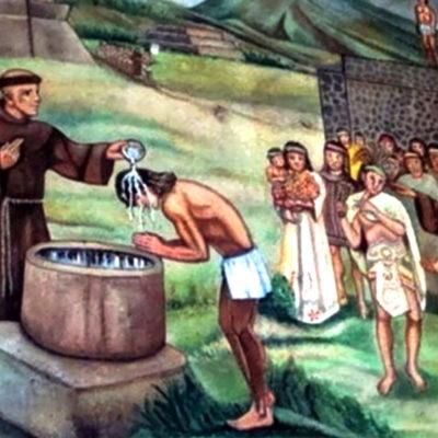 O protagonismo dos Franciscanos na Evangelização no Brasil antes dos jesuítas: a experiência de Laguna