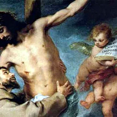 Reencantar a vida religiosa franciscana a exemplo de São Francisco