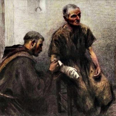 A mística Franciscana e o trabalho do Sefras