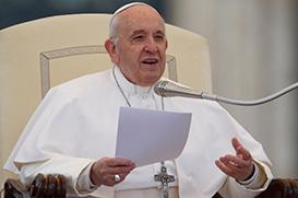 Catequese do Papa: Arte ajuda na relação com Deus