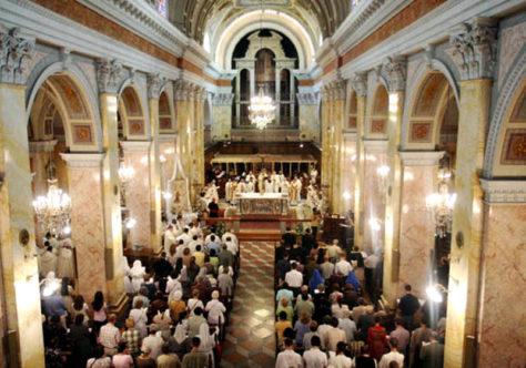 Visita do Papa Bento 16 a Assis - 2007