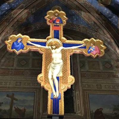 A loucura de amor da Cruz do Senhor
