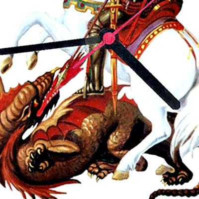 Cada um é São Jorge, cada um é dragão