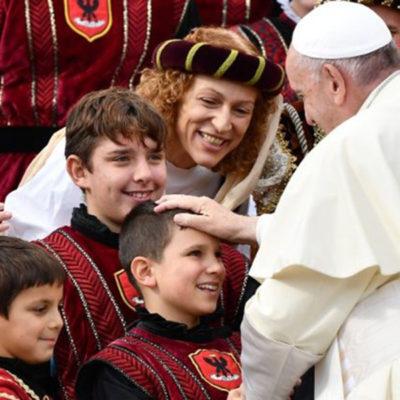 O Papa da liberdade de espírito e da razão cordial