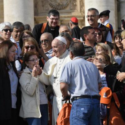 Com o Papa Francisco: o Terceiro Mundo no Vaticano