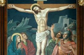 Textos da Via-Sacra presidida pelo Papa Francisco